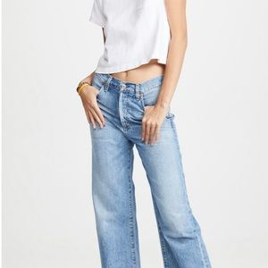 Flavie trouser jeans, Citizens of Humanity. 28